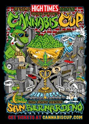 High Times Southern California Medical Cannabis Cup