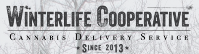 Winterlife Cooperative Cannabis Delivery Service