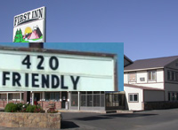 First Inn Motel Colorado 420 Friendly