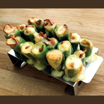 Cannabis Jalapeno Poppers